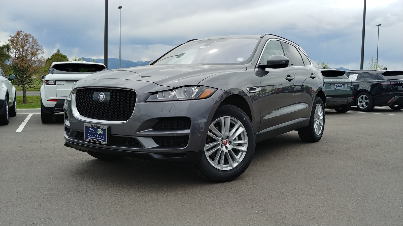 Jaguar F-PACE SUV Tailored Indoor Car Cover 2016 Onwards