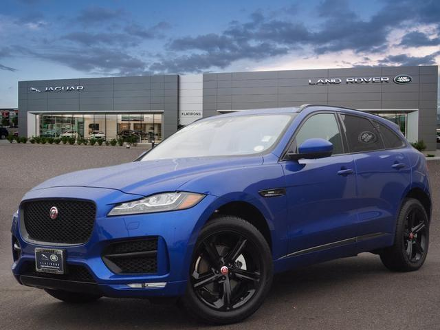 Certified Pre-Owned 2019 Jaguar F-PACE 25t R-Sport