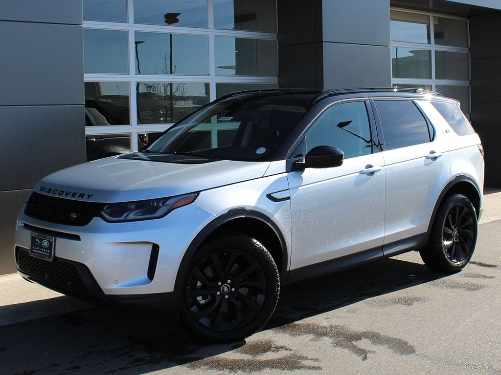 Pre-Owned 2020 Land Rover Discovery Sport SE