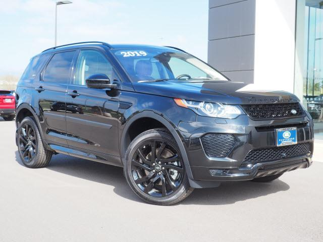 Certified Pre-Owned 2019 Land Rover Discovery Sport HSE 286hp 4WD