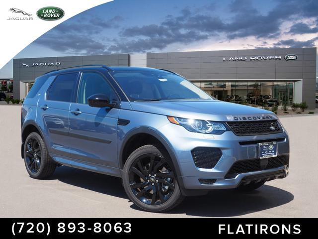 Certified Pre-Owned 2019 Land Rover Discovery Sport HSE Luxury 286hp 4WD