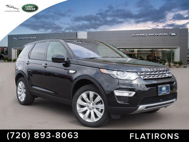 Pre-Owned 2018 Land Rover Discovery Sport HSE Luxury 4WD