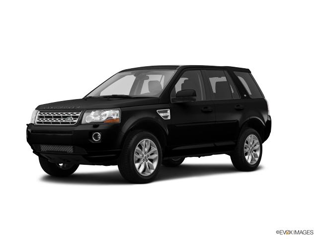Pre-Owned 2014 Land Rover LR2 AWD 4dr HSE