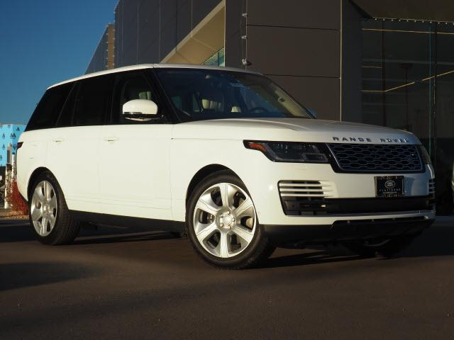 New 2019 Land Rover Range Rover V8 Supercharged SWB
