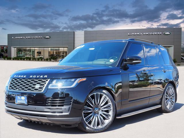 New 2019 Land Rover Range Rover V8 Supercharged Autobiography SWB