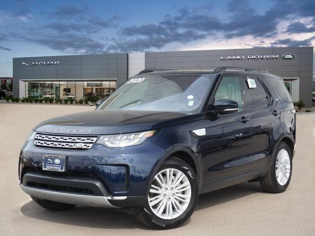 Pre-Owned 2020 Land Rover Discovery HSE