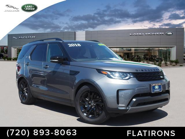Pre-Owned 2018 Land Rover Discovery HSE Luxury Td6 Diesel