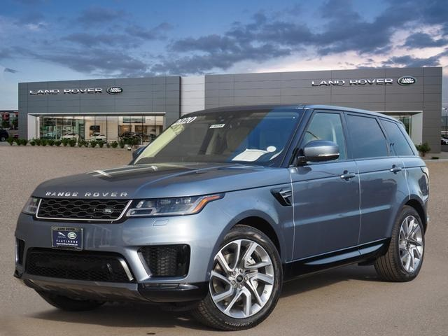 New 2020 Land Rover Range Rover Sport HSE