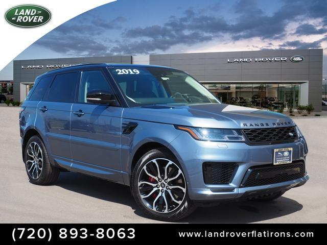 New 2019 Land Rover Range Rover Sport V8 Supercharged Autobiography