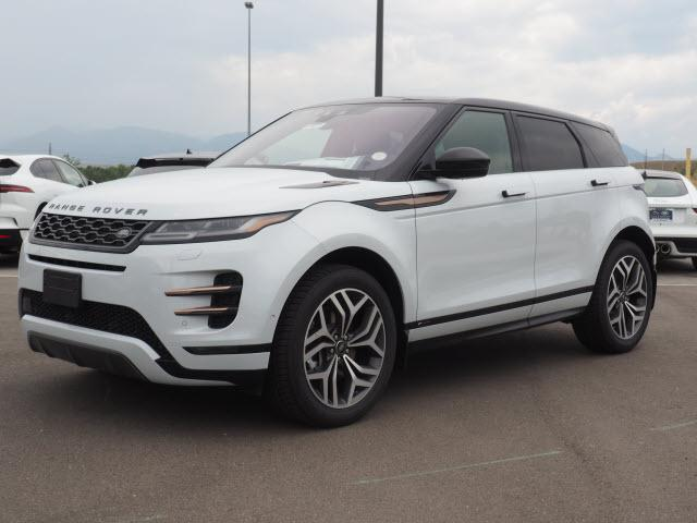 Land Rover Evoque >> New 2020 Land Rover Range Rover Evoque P250 First Edition Awd