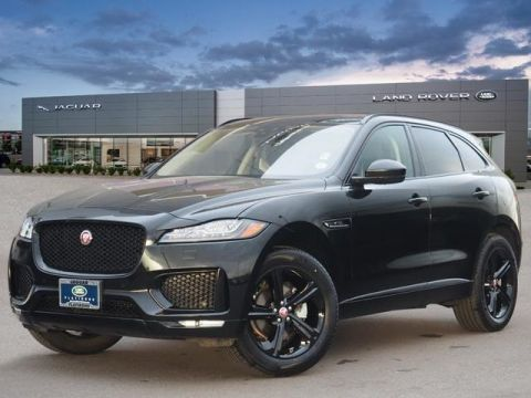 Pre-Owned 2020 Jaguar F-PACE 25t Checkered Flag