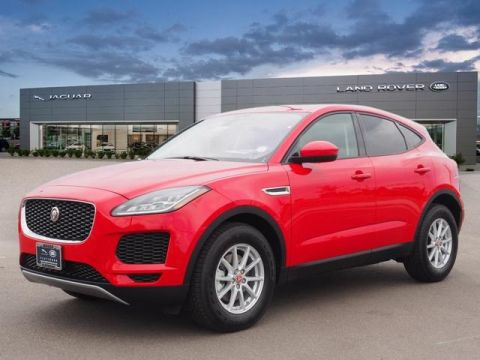 Certified Pre-Owned 2019 Jaguar E-PACE Base