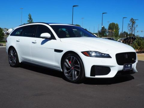 Certified Pre-Owned 2018 Jaguar XF Sportbrake S AWD