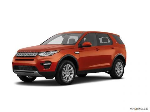 Certified Pre-Owned 2018 Land Rover Discovery Sport HSE 286hp 4WD