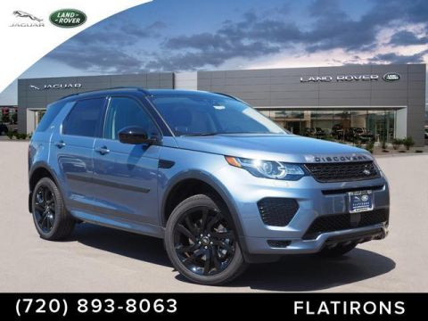 Pre-Owned 2019 Land Rover Discovery Sport HSE Luxury 286hp 4WD