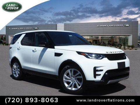 New 2019 Land Rover Discovery HSE Td6 Diesel