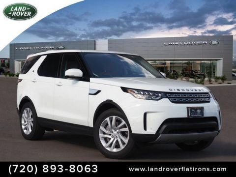 Pre-Owned 2019 Land Rover Discovery HSE V6 Supercharged