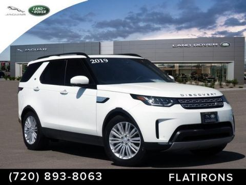 Pre-Owned 2019 Land Rover Discovery HSE Luxury V6 Supercharged