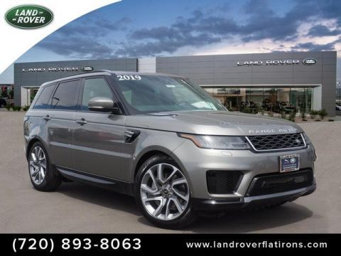 New 2019 Land Rover Range Rover Sport V6 Supercharged HSE *Ltd Avail*