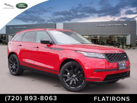 Pre-Owned 2019 Land Rover Range Rover Velar P340 S *Ltd Avail*